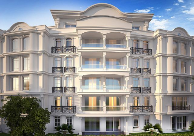 Damas Project D-500 in kocaeli - Exterior picture  01