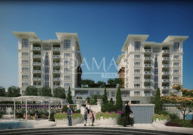 Damas Project D-825 in Istanbul - Exterior picture 01
