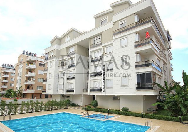 apartments prices in Antalya - Damas 604 Project in Antalya - exterior picture 01