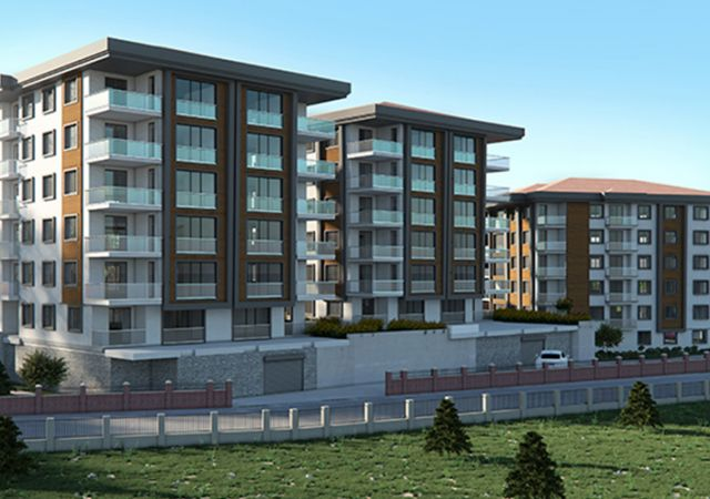 Damas Project D-419 in Trabzon - Exterior picture 01