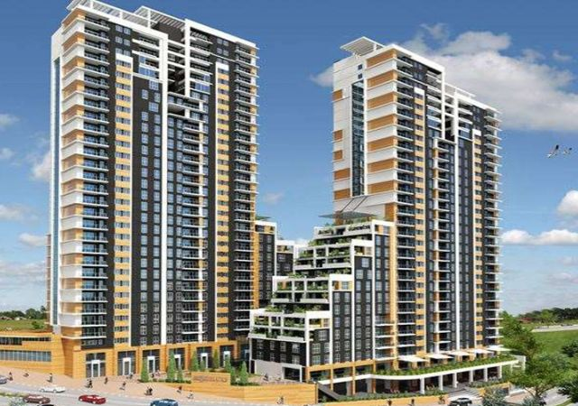 Damas Project D-821 in Istanbul - Exterior picture 01