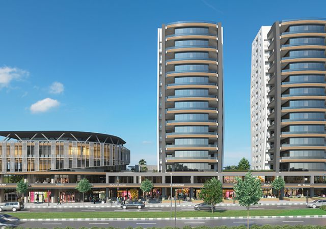 Damas Project D-314 in Bursa - Exterior picture  01