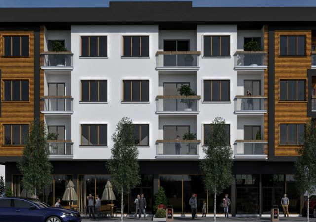 Damas Project D-379 in Yalova - Exterior picture 01