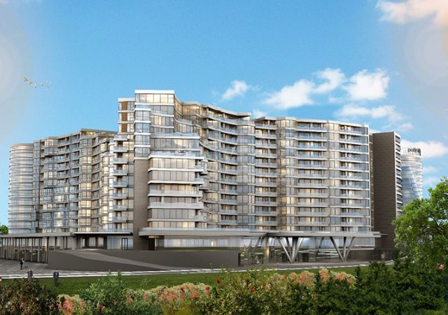 Damas Project D-231 in Istanbul - Exterior picture  01