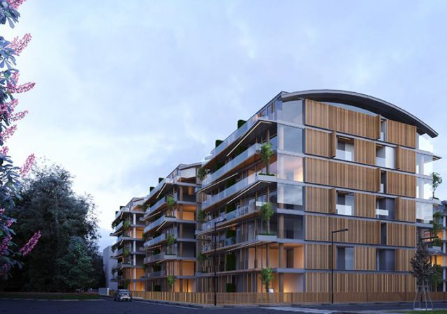 Damas Project D-607 in Antalya - Exterior picture 01