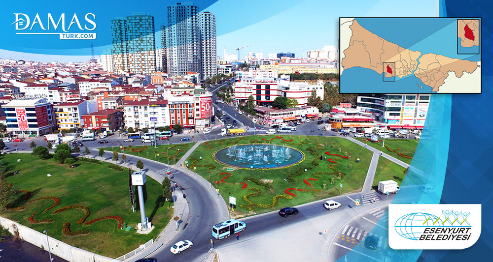 Esenyurt,  the district of real estate diversity in Istanbul