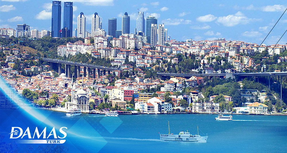 Best 6 quality of life and move in Istanbul Center