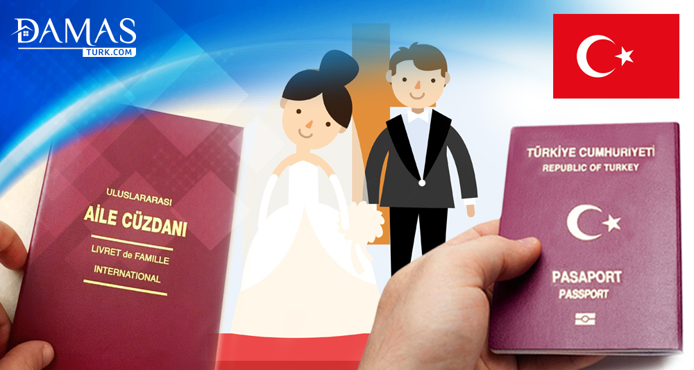 Obtain Turkish citizenship through marriage