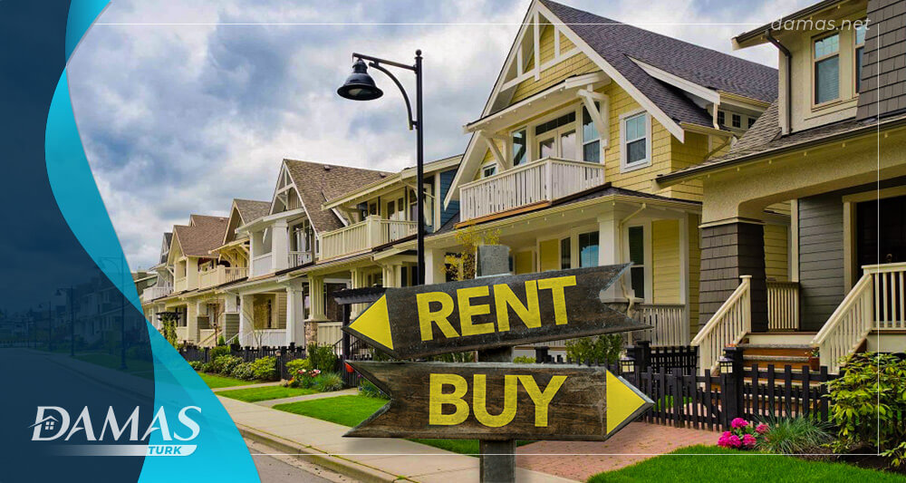 Three Important Questions to Ask When Choosing to Rent or Buy A Home