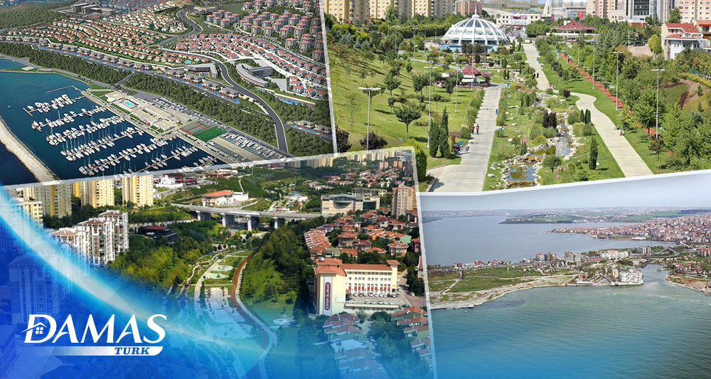 Istanbul's most attractive areas for Arabs
