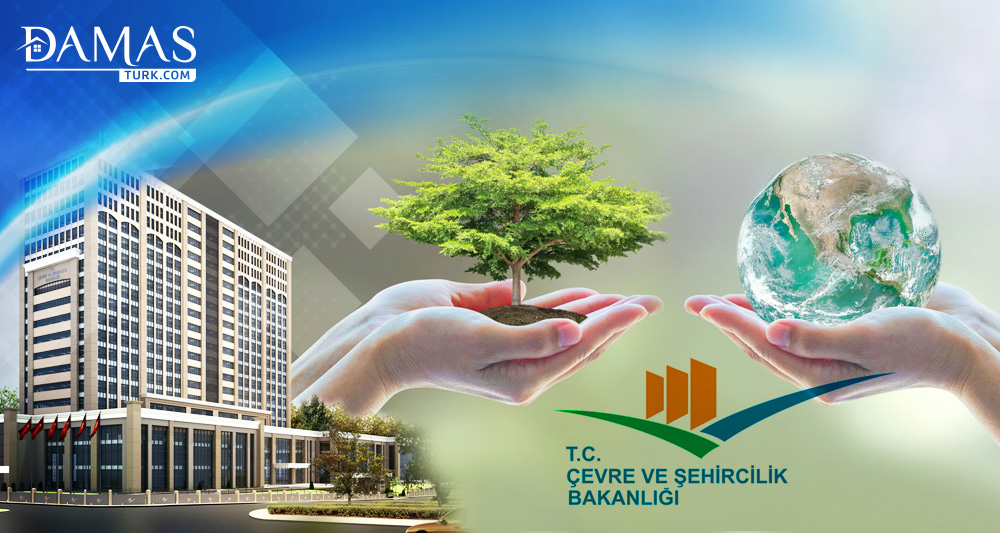 Ministry of Environment and Urbanization launches the largest environmental friendship project in the history of the Republic