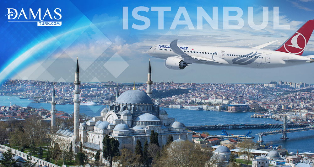 Istanbul is one of the ten most attractive tourist cities in the world