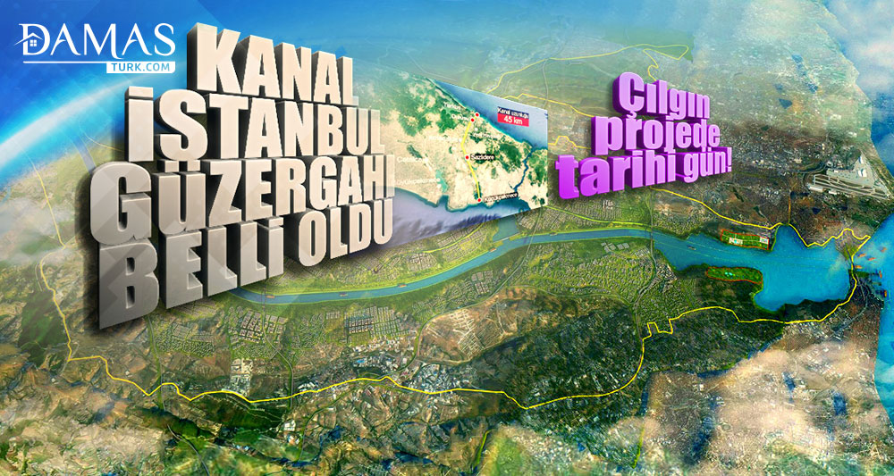 Turkey begins construction of Istanbul Canal beginning 2019